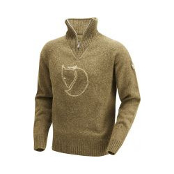 Fjällräven Sweater Red Fox