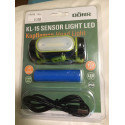 LED Kopflampe JKL-15 Sensor Light
