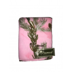 Pinewood Schal Fleece AP Pink