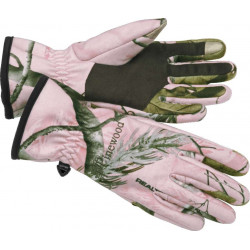 Pinewood Handschuh Toni AP Pink